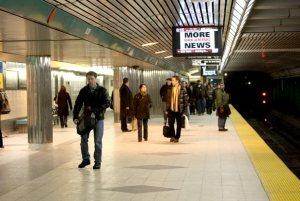 Bloor-subway