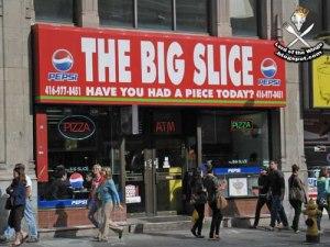 Return Again To The Big Slice 1