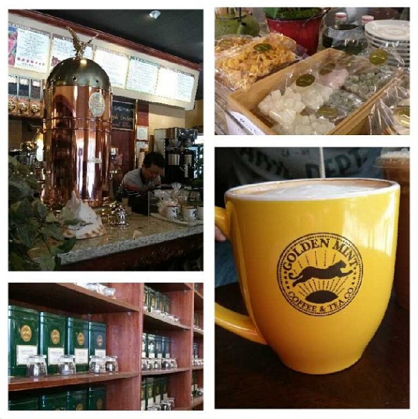 Golden Mint Coffee & Tea Co.